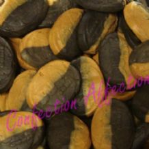 Swedish Toffee & Liquorice Ovals 100g